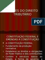 Fontes do Direito Tributário