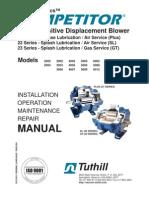 Manual Soplador 3003 Tuthill