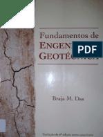 Fundamentos de Engenharia Geotécnica  - Braja M. Das - 6ªEdi.- blog - conhecimentovaleouro.blogspot.com