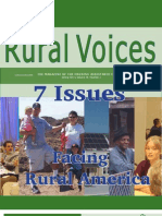 7 Issues Facing Rural America