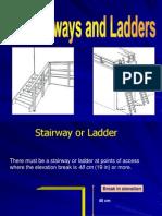 Construction Safety - Part 4 (Stairways)