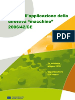 11. Guida Applicazione Direttiva 2006-42-CE - UE