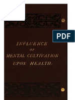 Amariah Brigham - Remarks on the Influence of Mental Cultivation (1833)