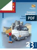 Cementos hidraulicos IMCYC