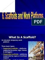 Construction Safety - Part 5 (Fall-scaffolds)