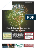 The Resorter Aug. 15, 2013, edition