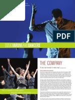 Doug Varone and Dancers 2013 Press Kit