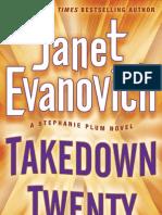 Read an excerpt from TAKEDOWN TWENTY by Janet Evanovich!