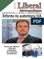 El Liberal 14 de Agosto 2013