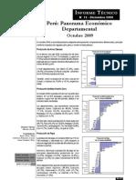 Informe Tecnico Departamental