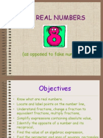 1 2 real numbers