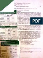 Termination of Voter Registration