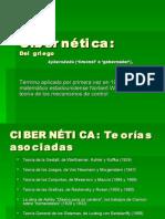 Teoría de la Comunicación I: Cibernética (Wiener - Von Foerster - Luhmann)