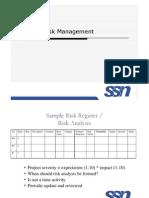 l Lecture 5 Risk Evaluation