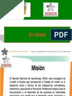 5. INDUCCIÓN DE RELACIONES CORPORATIVAS PARA APRENDICES E INSTRUCTORES (AÑO 2.012)