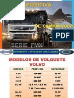 Diapositiva de Camion Volquete Volvo