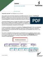 The Balanced Swimmer PDF 1