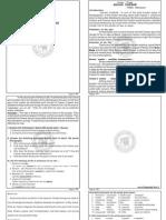 English 2 Study Material