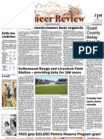 Pioneer Review, August 15, 2013