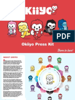 Okiiyo Press Kit
