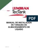 Manual de Instalacion Tanques Atornillados