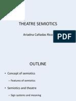 Theatre Semiotics