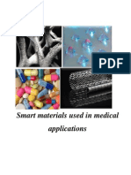 Smart Material in Medicine
