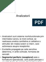 Analizatorul Acustic Si Vestibular