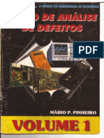 CTA Curso Analise de Defeito Vol 01