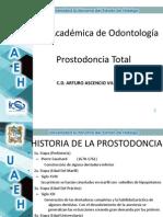 Prostodoncia