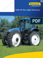 New Holland Tdd 95 Plus