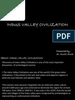 Indus Valley Civilization...............