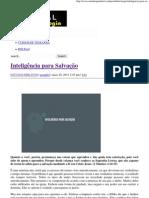 Inteligência para Salvação _ Portal da Teologia.pdf