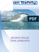 Seaman Solas Liferaft