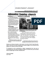 Iglesia Adventist a Dominical