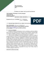 Syllabus Metodologia Cercetarii Pedagogice (1)