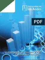 Libro_Investigaciones_2007_Uniandes