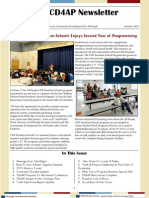 Summer 13 CD4AP Newsletter