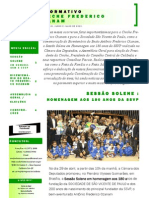Informativo Abril a Julho 2013