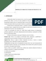 20 - Plano Diretor de Arborização Urbana de Pvai