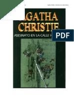 Agatha Christie - Asesinato en la calle Hickory.doc