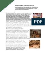 Costumbres de Guatemala a Finales Del Siglo Xix