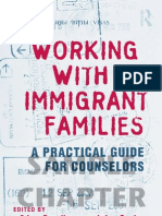 workubg with imig. families