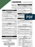 Ley-28664.pdf ley del sina y la dini