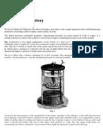 CopperOxideBattery(HowToBuild Specs) OldDocument
