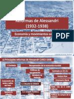 chile 1932-1938