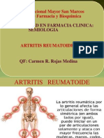Expo Artritis Reumatoidea
