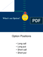1 Valuing Options