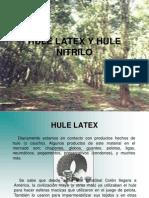 Hule Latex y Hulenitrilo