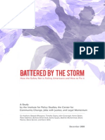 Battered by the Storm